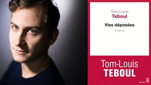 Tom-Louis Teboul. Extrait de : Vies déposées