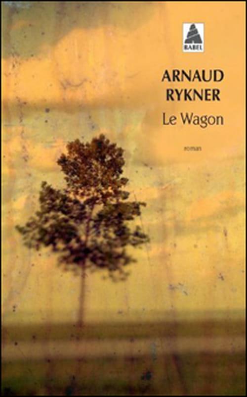 Le wagon d'Arnaud Rykner est-il le livre de trop ?