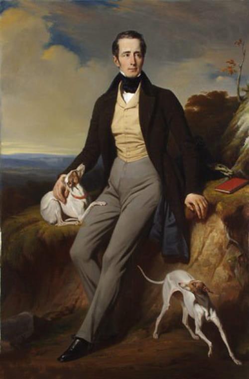 21 octobre 1790 : Naissance d'Alphonse de Lamartine