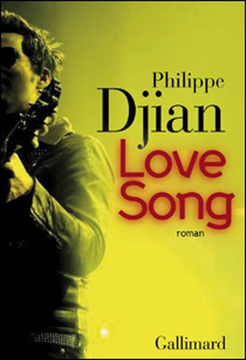 (This not a) Love Song chante Philippe Djian