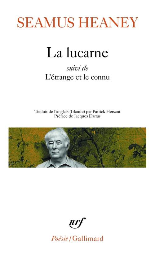 Seamus Heaney  & la langue