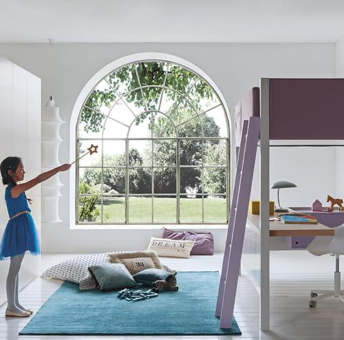 Arredare camerette piccoli spazi disegno idea man for Man arreda ragazzi roma
