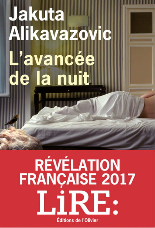 L'avancée de la nuit de Jakuta Alikavazovic : L'art de la fugue