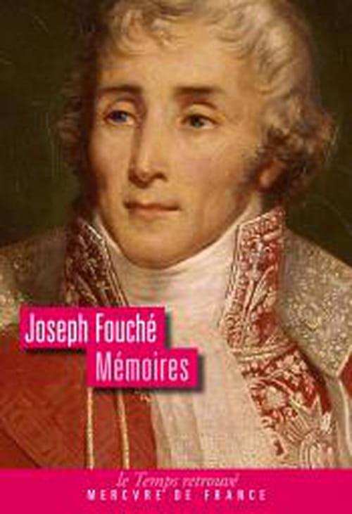 Mémoires de Joseph Fouché
