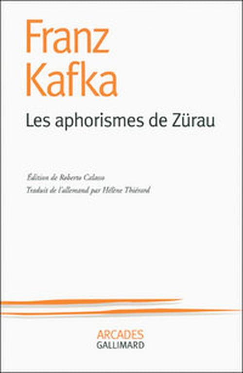 """""""Les Aphorismes de Zürau"""", réflexions de Kafka sous l'emprise de la tuberculose"""