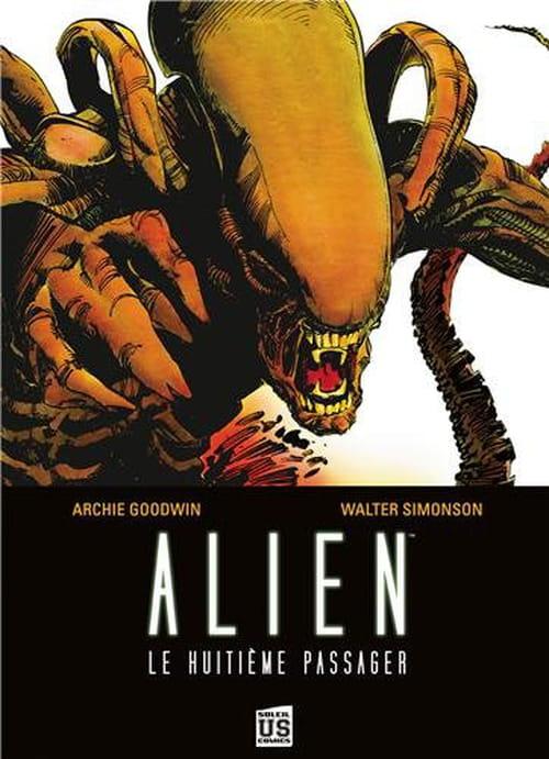 """""""Alien le 8e passager"""", Simonson le génie clandestin"""