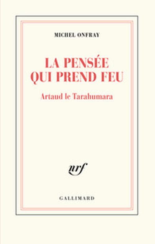 Michel Onfray et le prétexte Artaud