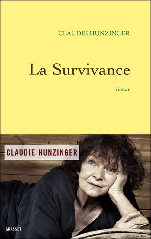 Claudie Hunzinger, La Survivance, ou l'art de l'équilibre