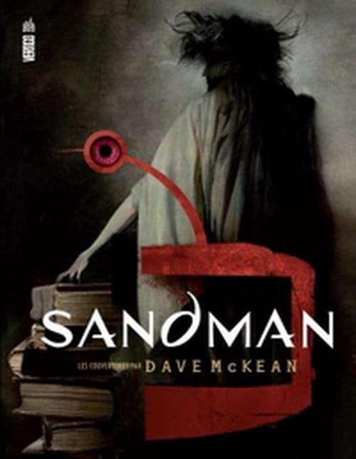 Sandman, les couvertures par Dave McKean