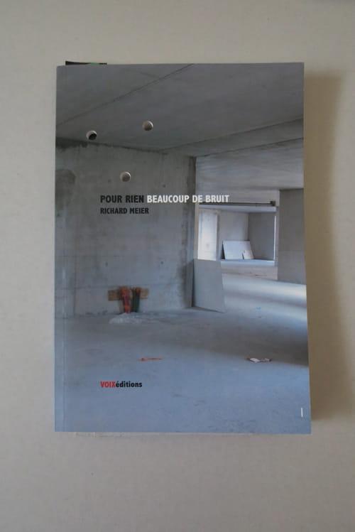 Jean Gabriel Cosculluela et Richard Meier : Strip-Tease
