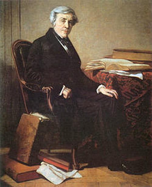 Éphéméris - 21 août 1791: Naissance de Jules Michelet