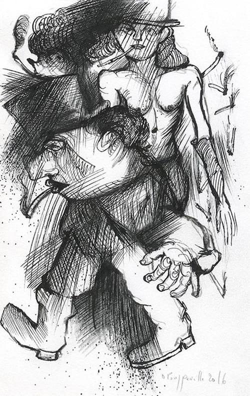 Réveillez-vous caricatures  : Denis Pouppeville