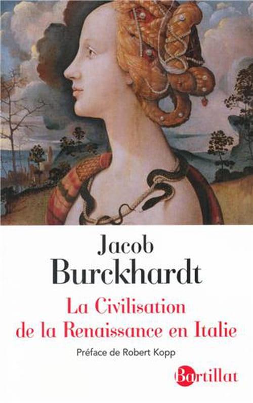Jakob Burckhardt, La Civilisation de la Renaissance en Italie, Italiam, caput mundi