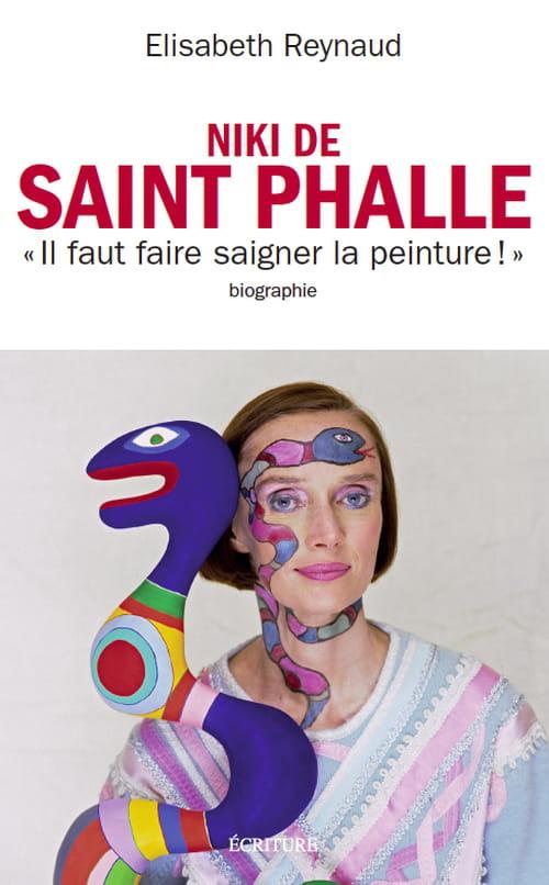 Elisabeth Reynaud raconte la vie de Niki de Saint Phalle