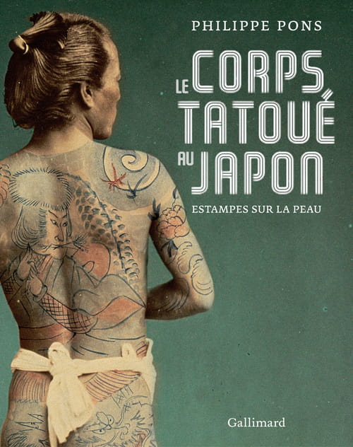 Tatoué ou tatoo ? Au Japon on ne rigole pas avec la tradition