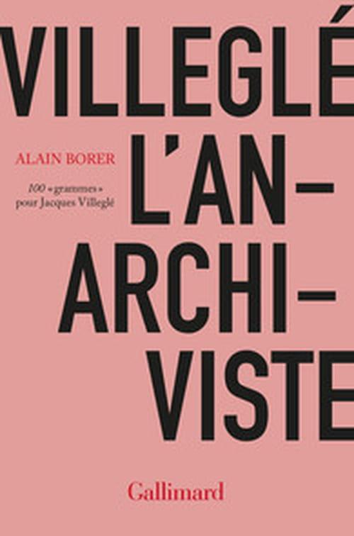 Alain Borer : Villeglé et la couleur