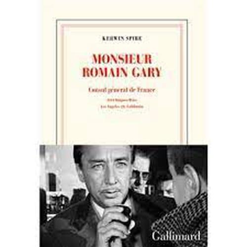 Kerwin Spire et la parenthèse américaine de Romain Gary