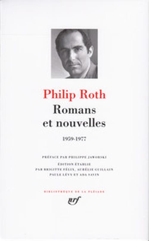 Le subversif Philip Roth entre dans la Pléiade