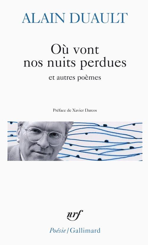 Où vont les nuits perdues d'Alain Duault ?