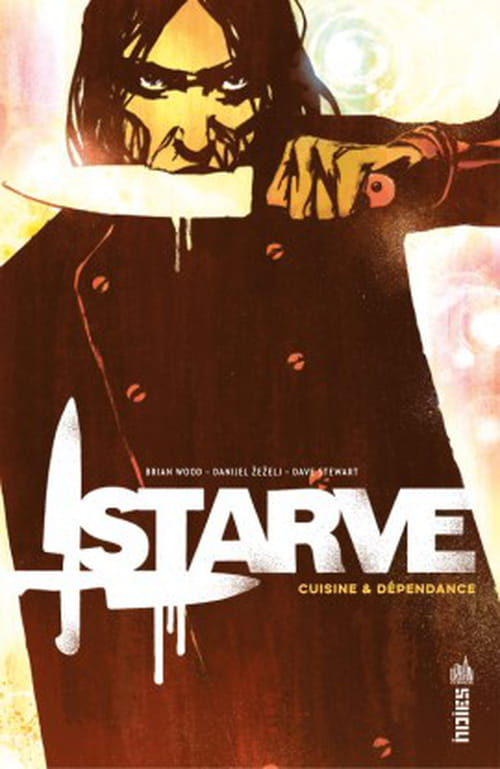 Starve, top chef version comics