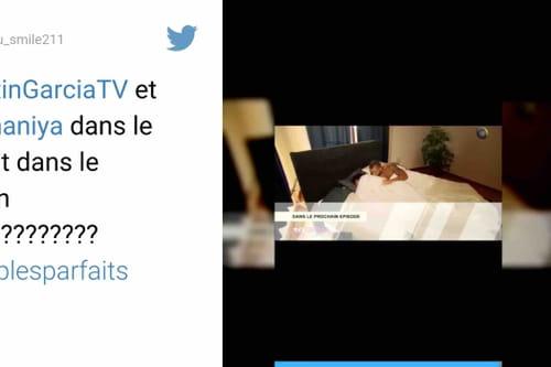 Replay #10CouplesParfaits : Quentin et Yamina dans le même lit !