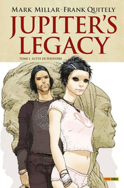 Jupiter's Legacy, « Civil War » post-Marvel