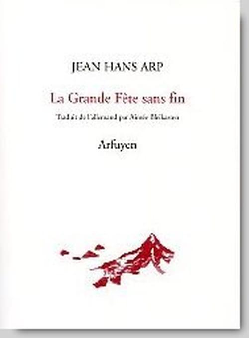« Les poires décervelées » de Hans Arp