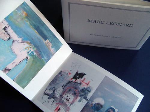 Marc Léonard le rêveur insomniaque