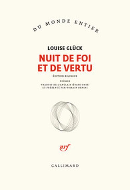 Louise Glück : l'intime et le général