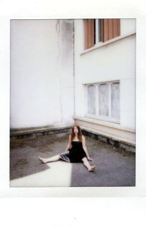 Cécile Hug par Camille Moravia