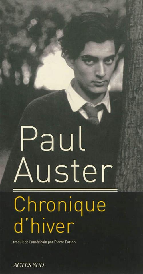 Chronique d'hiver de Paul Auster