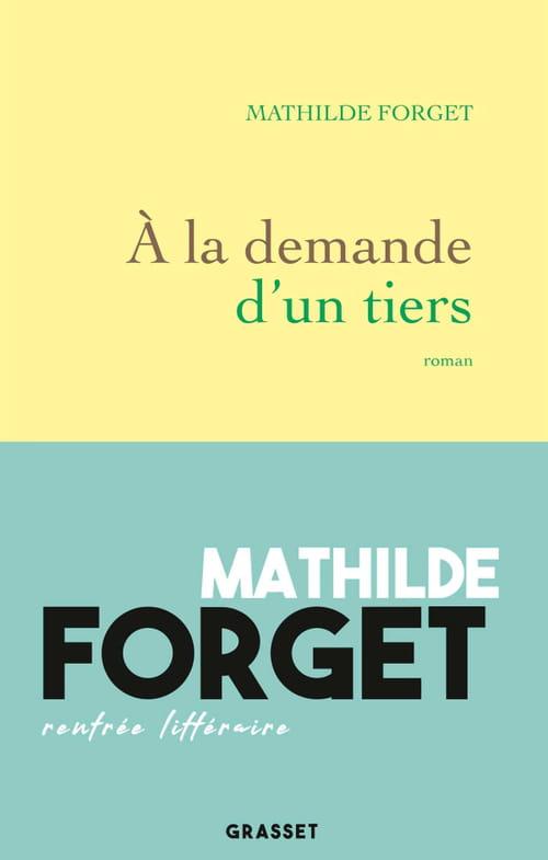 Mathilde Forget l'équilibriste