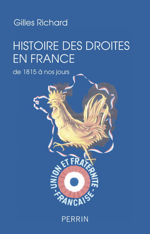 Histoire des droites en France, une nouvelle approche