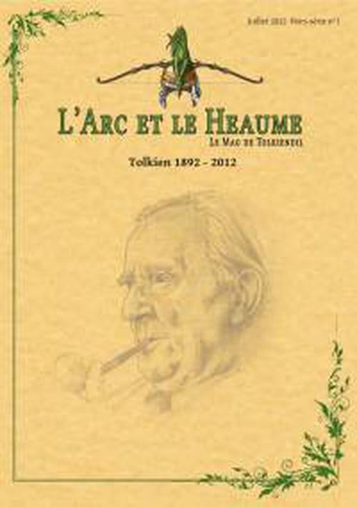 Tolkien(dil) nous fait don d'un inédit en uniquement 200 exemplaires...