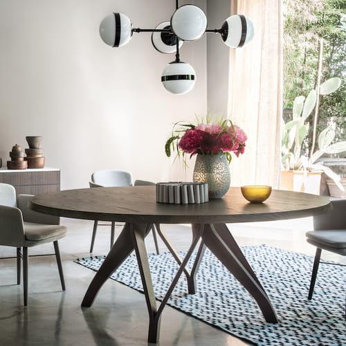 Sala da pranzo tavoli di design per tutti i gusti for Design per tutti