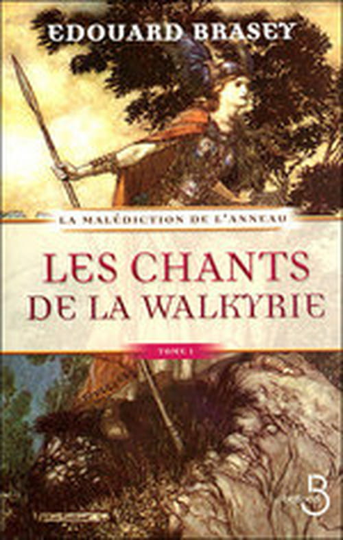 """Les Chants de la Walkyrie"", la Malédiction de l'anneau selon Edouard Brasey, scalde moderne"