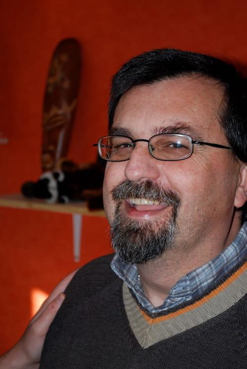 Interview deMichel Chevalier, poète et fondateur des Editions Stellamaris