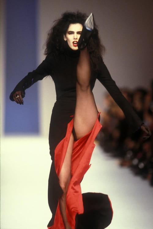 La mode par dessous la jambe : Guy  Marineau