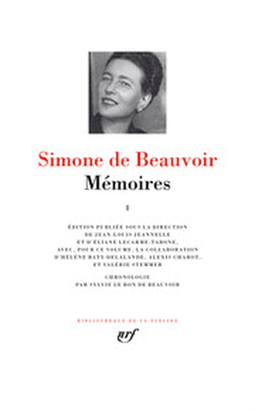 Simone de Beauvoir : simonade et praliné
