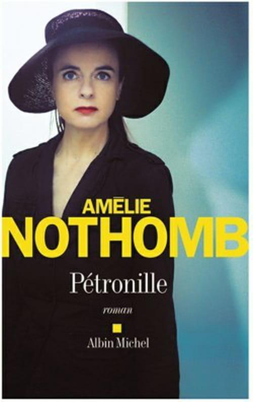 """Amélie Nothomb, """"Pétronille"""", l'âme sœur et le champagne"""