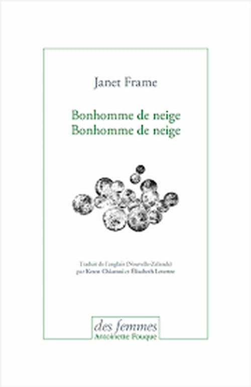 Janet Frame : ténuité et ténacité de l'être