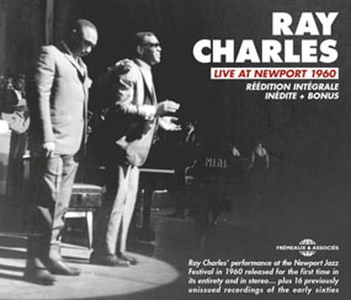 Quand un live devient concept-album: Ray Charles à Newport