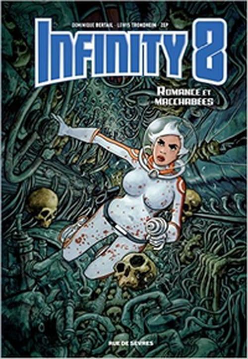 Infinity 8, tome 1 – Romance et macchabées