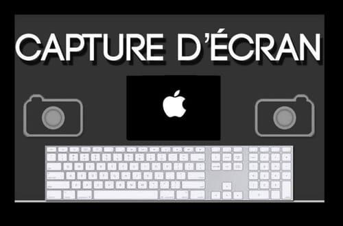 comment faire une capture d u0026 39  u00e9cran sur mac