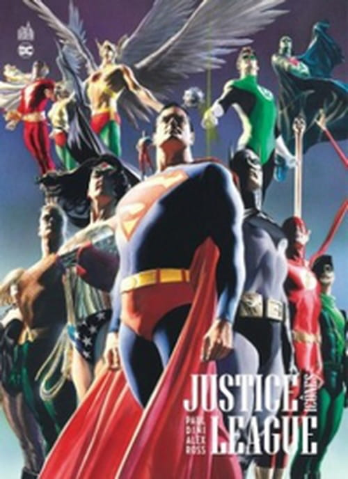 Justice League – Icônes