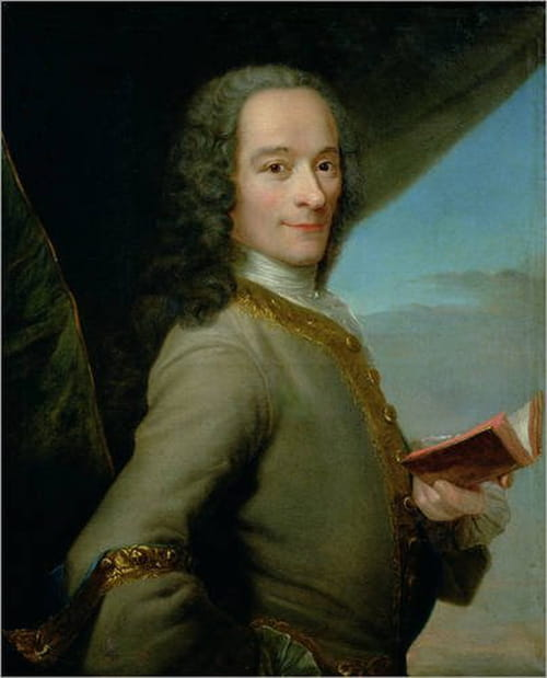 Voltaire : Biographie