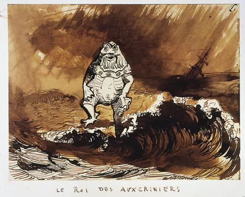 Les Travailleurs de la mer, de Victor Hugo : Résumé