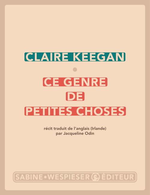 Claire Keegan et les blanchisseuses