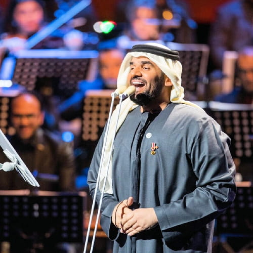 حسين الجسمي في ليلة تميزّت بالوفاء والحب في الكويت