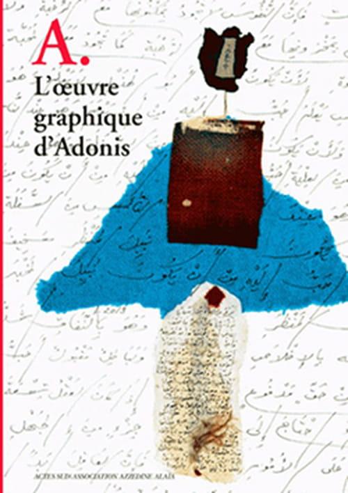 Les calligrammes d'Adonis